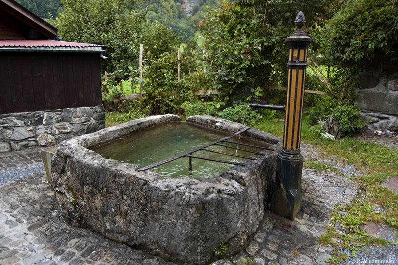 :::Der Dorfbrunnen Diesbach:::