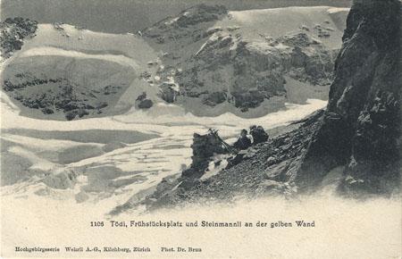 tödi 1926 - ansichtskarten sammlung by r.wiedenmeier