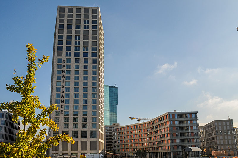 Renaissance Hotel Mobimo Tower Rw Blog